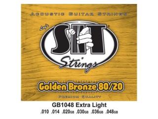 Струны для акустических гитар  SIT GB1048 c доставкой по России