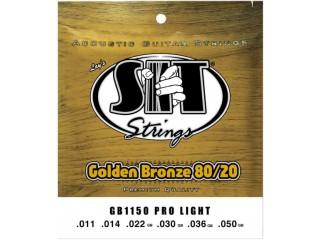 Струны для акустических гитар  SIT GB1150 c доставкой по России