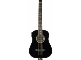 Акустические гитары TRAVELER GUITAR  Acoustic (AG-200EQ) w/EQ (Black) c доставкой по России