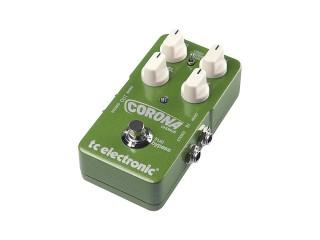 Педали эффектов  TC ELECTRONIC Corona Mini Chorus c доставкой по России