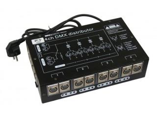 Контроллеры и системы управления  Involight DMXD200 c доставкой по России