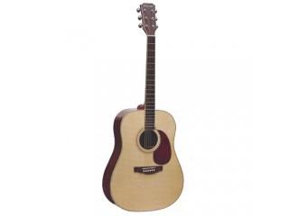 Акустические гитары CLEVAN CD-8 УЦЕНКА c доставкой по России