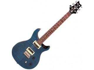 6-струнные  PRS SE  custom Blue Matteo Tremolo c доставкой по России