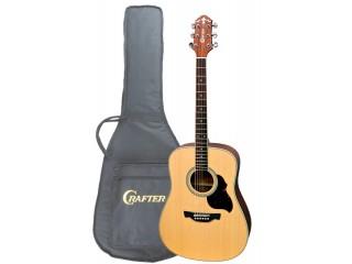 Акустические гитары CRAFTER D 6L/N + чехол c доставкой по России
