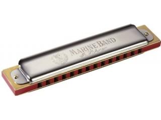 Губные гармошки  Hohner M36501 Marine Band 365/28 c доставкой по России