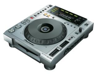 DJ - проигрыватели  PIONEER CDJ-850 DJ c доставкой по России