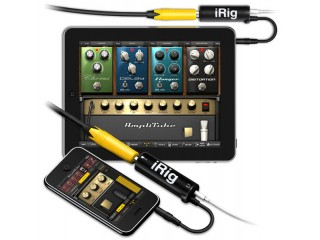 Звуковые карты и аксессуары  IK Multimedia iRig c доставкой по России