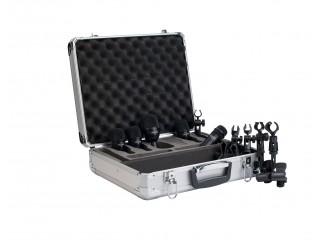 Комплекты микрофонов для ударных AUDIX FP5 c доставкой по России