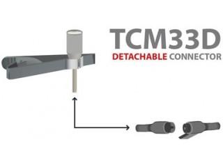 Петличные микрофоны AV-JEFE TCM 33D Bl c доставкой по России