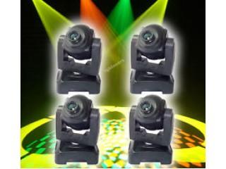 Вращающиеся головы  HT LIGHTING 30W LED SPOT Spot Moving Head. c доставкой по России
