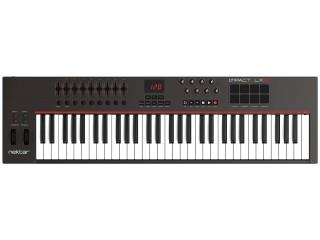 MIDI Клавиатуры  Nektar Impact LX61 c доставкой по России