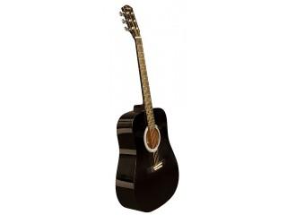 Акустические гитары FENDER SQUIER SA-105 BLACK c доставкой по России