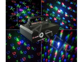 Лазерные эффекты  X-MAGIC 231 (RGB)  c доставкой по России