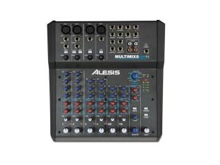 Аналоговые микшеры ALESIS MultiMix 8USBFX c доставкой по России