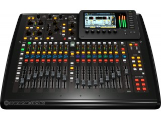 Цифровые микшеры Behringer X32 PRODUCER c доставкой по России