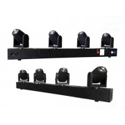 HT LIGHTING 4X10W RGBW LED MOVING HEAD BAR