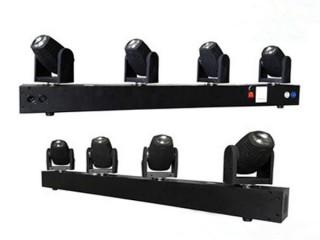 Вращающиеся головы  HT LIGHTING 4X10W RGBW LED MOVING HEAD BAR c доставкой по России