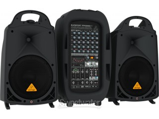Комплекты акустических систем  Behringer PPA2000BT c доставкой по России