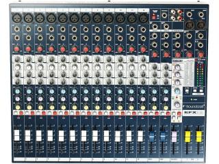 Аналоговые микшеры Soundcraft EFX12 c доставкой по России