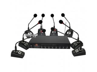 Конфернционные  радиосистемы  Arthur Forty AF-8800 c доставкой по России