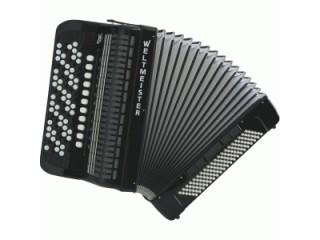 Баяны, аккордеоны  WELTMEISTER 87/120/IV/11/5/IR c доставкой по России