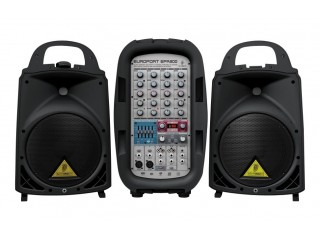 Комплекты акустических систем  Behringer EPA300 c доставкой по России