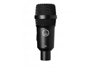Инструментальные микрофоны AKG P4 c доставкой по России