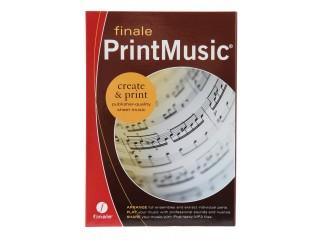 Звуковые карты и аксессуары  Finale PrintMusic 2011  c доставкой по России