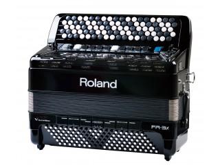 Баяны, аккордеоны  Roland FR-3XB BK c доставкой по России