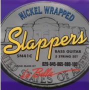La Bella SN41 Slappers Custom Light