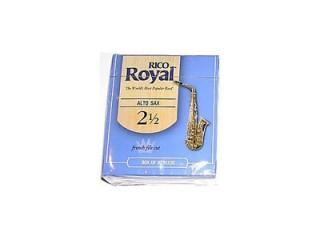 Трости для кларнета  Rico Royal (2 1/2) c доставкой по России