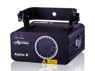 Лазерные эффекты  LS Systems Alpha B  c доставкой по России