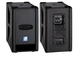 Активные акустические системы  dB Technologies SUB28D c доставкой по России
