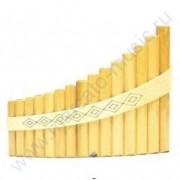 Пан-флейта (Romania)