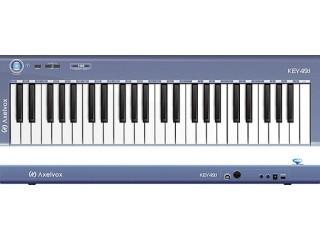 MIDI Клавиатуры  Axelvox KEY49j blue c доставкой по России