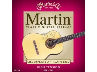 Струны для классических гитар  Martin 41M120 c доставкой по России