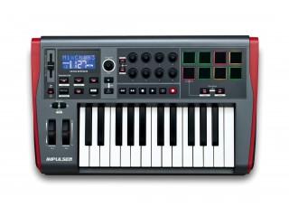 MIDI Клавиатуры  Novation Impulse 25 c доставкой по России