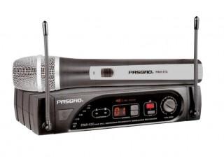 Вокальные радиосистемы  PASGAO PAW430/ PAH172 c доставкой по России