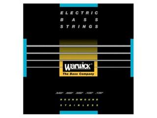 Струны для бас-гитар  Warwick 40301 M 5B  Black Label 5 c доставкой по России