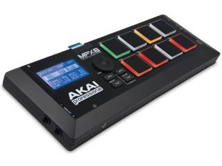 DJ MIDI - контроллеры  AKAI PRO MPX8 c доставкой по России