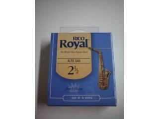 Трости для альт саксофона Rico Royal (2 1/2) c доставкой по России