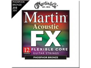Струны для акустических гитар  Martin 41MFX700  c доставкой по России