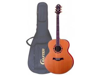 Акустические гитары CRAFTER J 15/N + чехол c доставкой по России