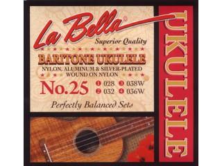 Струны для народных инструментов  LaBella 25-BARITONE c доставкой по России