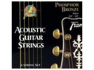 Струны для акустических гитар  Framus 48210EL  Bronze Extra Light c доставкой по России