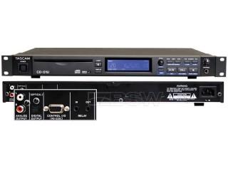 CD-MD проигрыватели  TASCAM CD-01U c доставкой по России