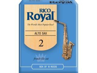 Трости для альт саксофона Rico Royal (2) c доставкой по России
