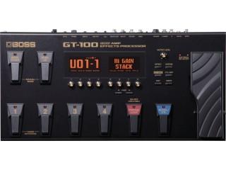 Процессоры эффектов  BOSS GT-100 c доставкой по России