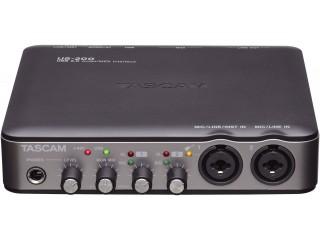 Звуковые карты и аксессуары  Tascam US-200 c доставкой по России