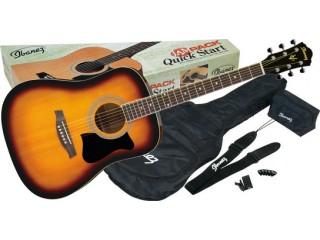 Акустические гитары IBANEZ V50NJP VINTAGE SUNBURST c доставкой по России